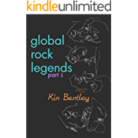 Global Rock Legends - Part 1 book cover
