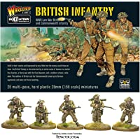 Bolt Action British Infantry WWII Late War British & Commonwealth