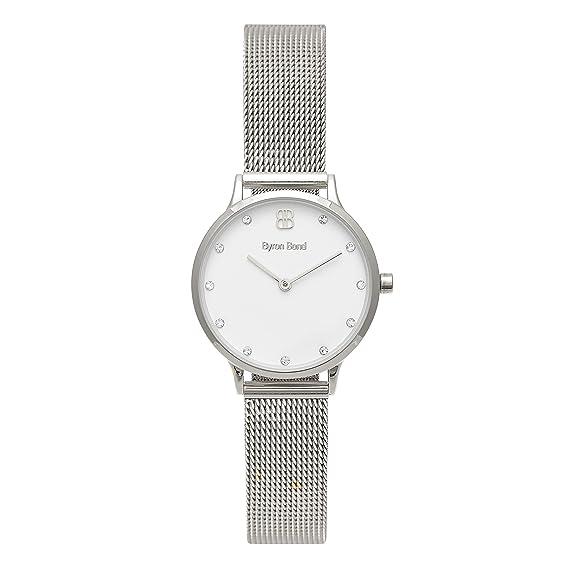 Amazon.com: Byron Bond Mark 5 - Relojes de pulsera para ...