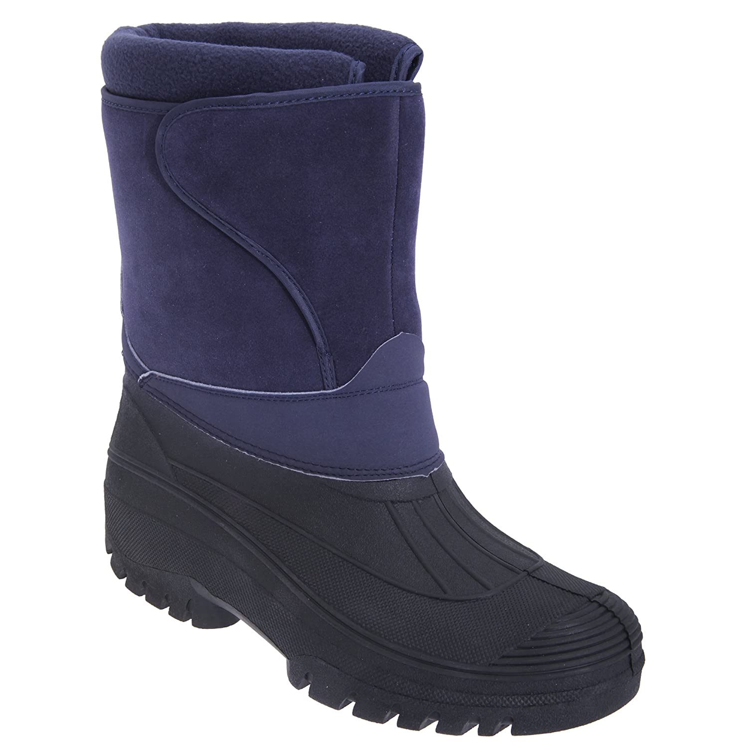 StormWells Adults Unisex Touch Fastening Insulated Boots