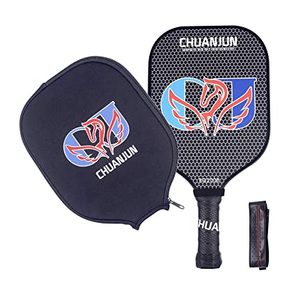 CHUANJUN Roll Over Image para Zoom en Pickleball Paddle ...