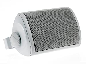 Legrand - On-Q MS3523WH 3000 Series 5.25Inch Outdoor Speakers (Pair), White
