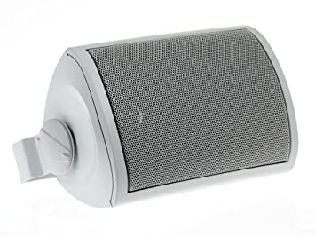On Q MS3523WH 3000 Series 525Inch Outdoor Speakers Pair White