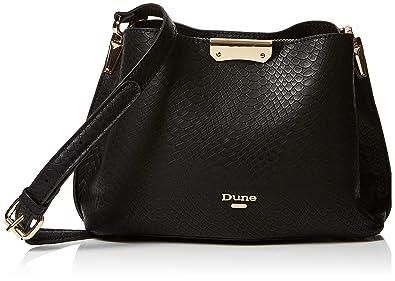 376f580ef71 Dune Womens Dinidarrow Cross-Body Bag Black (Black): Amazon.co.uk ...