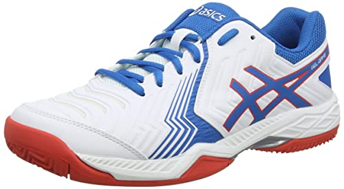 ASICS Herren Gel Game 6 Clay Tennisschuhe, blau