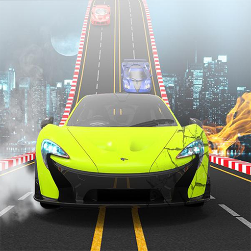 Impossible Stunts Car Racing 3d games 2019 (Impossible Game The)
