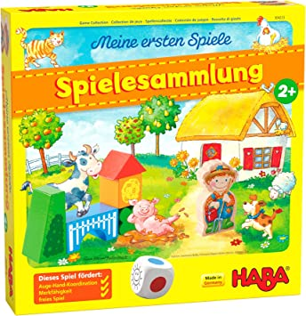 Haba Meine ersten Spiele Feuerwehr