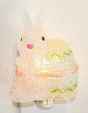 Amazon.com: Big elegante conejo de Pascua/Conejito Foo Foo 4 ...