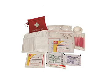 Buy st johns first aid travel first aid kit small pouch 23 st johns first aid travel first aid kit small pouch 23 components sjf t1 fandeluxe Choice Image