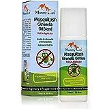 MOMMY CARE Repelente de Insectos Natural en Roll on para bebés y niños Hipoalergénico, Piel Sensible, con Ingredientes Orgánicos (70ml)