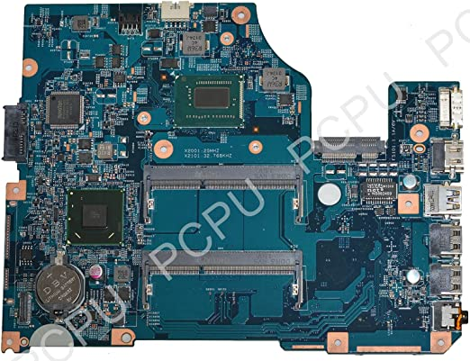 YOUKITTY NBMP211001 for ACER Aspire V5-573 V5-573G Laptop Motherboard I5-4210U CPU 4GB RAM DAZRQMB18F0 Mainboard Test Good