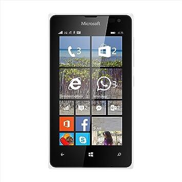 Nokia Lumia 435 DS - Smartphone Libre Windows Phone (Pantalla 4 ...