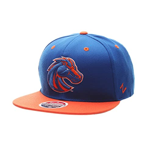 7a5b0feb2a4031 Image Unavailable. Image not available for. Color: Zephyr Men's Boise State  Broncos Z11 ZWOOL HAT ...