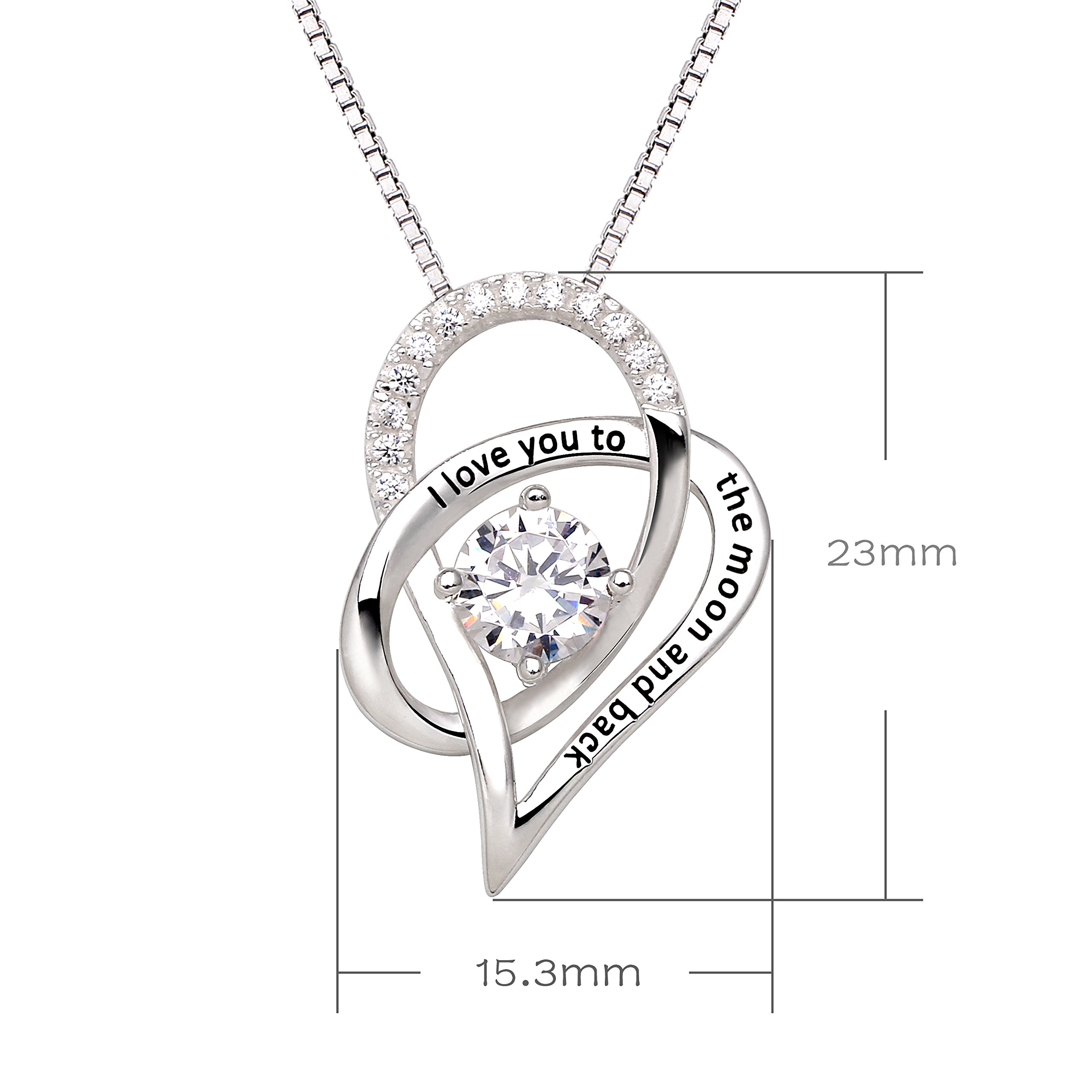 ALOV-Jewelry-Sterling-Silver-I-Love-You-To-The-Moon-and-Back-Love-Heart-Cubic-Zirconia-Pendant-Necklace