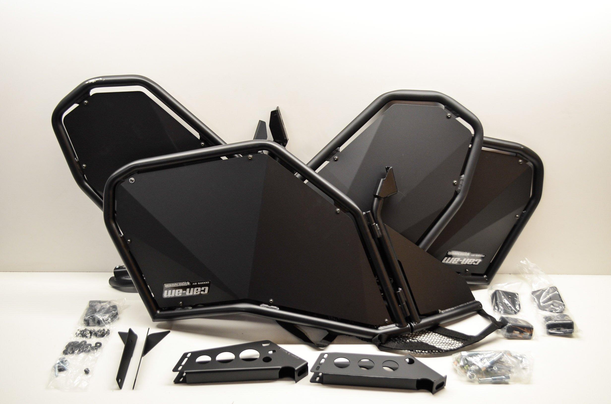 Can Am Maverick Max 4-seater Sport Aluminum Doors
