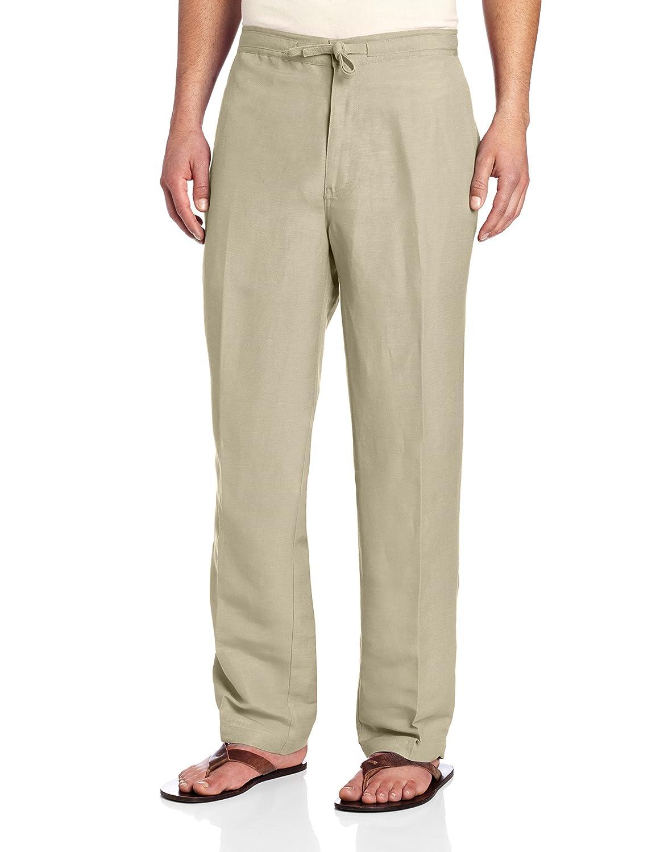 Cubavera Men's Drawstring Pant with Back Elastic Waistband Cubavera Men' s Sportswear C8FB0148