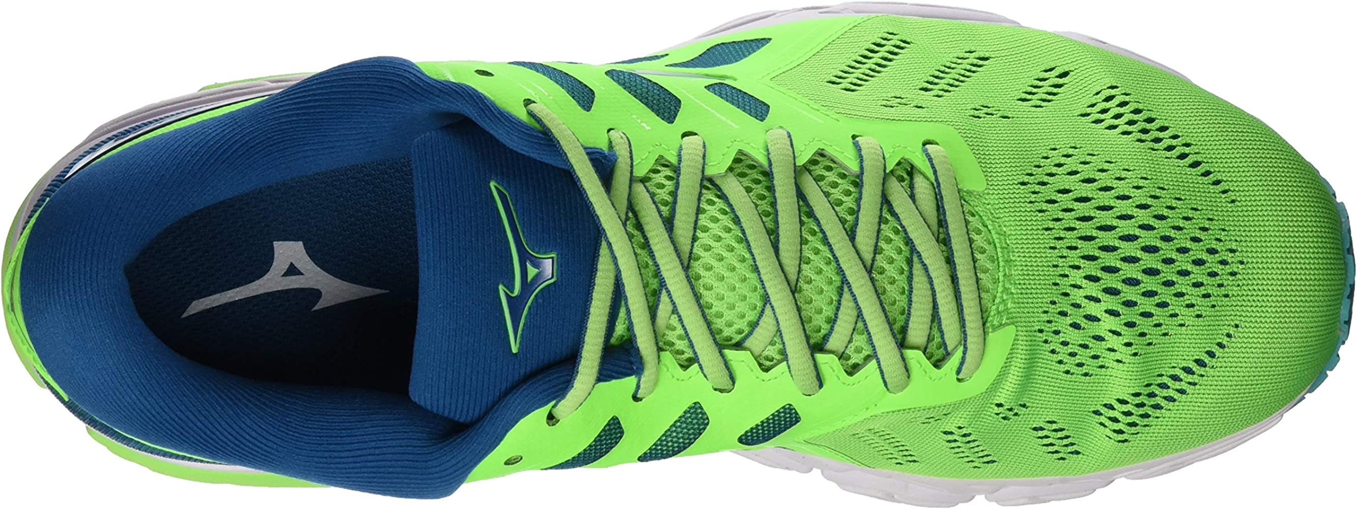 Mizuno Wave Ultima 11, Zapatillas de Running para Hombre, Verde ...