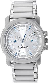 buy fastrack economy analog white dial men s watch ne3039sm01 fastrack upgrades analog silver dial men s watch ne3039sm03
