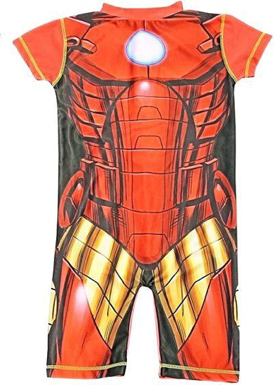 Boys//Girls Superhero Paw Patrol Sunsafe Swimming Suit Costume Ages 1-5 Yrs