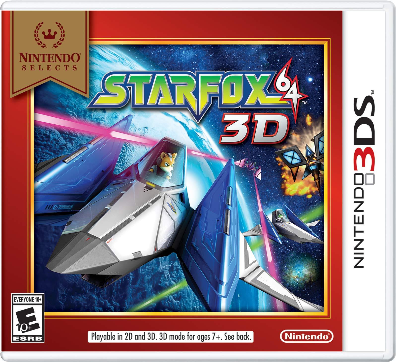 Nintendo Selects: Star Fox 64 3D - Nintendo 3DS