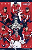 """Amazon Price History for:Trends International 2018 Stanley Cup-Washington Capitals Champions Wall Poster, 22.375"""" x 34"""", Multi"""