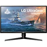 LG 27GK750F-B 27 Inch UltraGear Full HD G-SYNC Compatible Gaming Monitor,Black