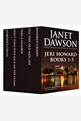 The Jeri Howard Anthology: Books 1-5 (The Jeri Howard Series) Kindle Edition