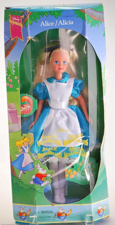 Barbie Alice im Wunderland Alice/Alicia Puppe, 25,4 25,4 Puppe, cm 5595d5