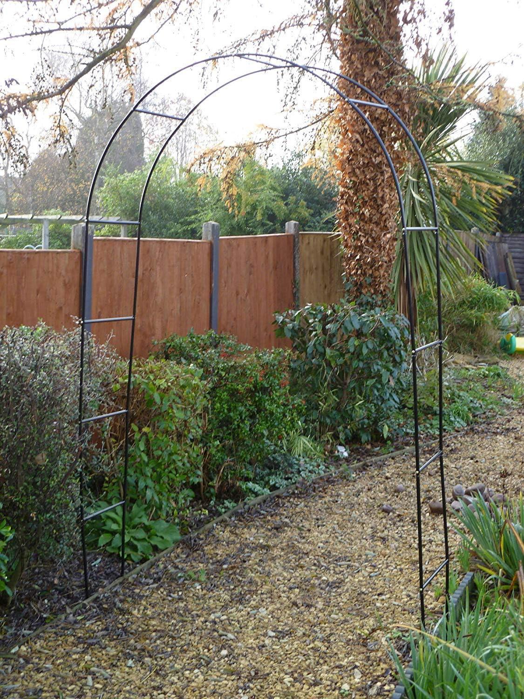 Apollo Gardening Ltd - Arco para jardín: Amazon.es: Jardín