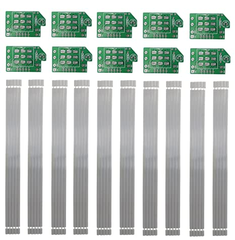 Excellent 3Pdt 10 Pcs Stomp Switch Footswitch Wiring Pcb Board Amazon In Wiring 101 Orsalhahutechinfo