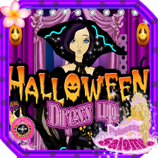 Princess Salome : Halloween Dress -