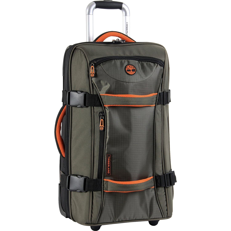 Amazon.com | Timberland Luggage Twin Mountain 22 Inch Wheeled ...