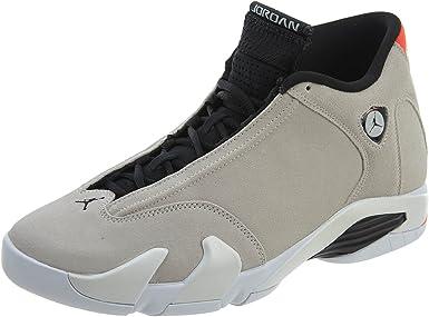 cute low price order NIKE Air Jordan 14 Retro Hommes Hi Top Basketball 487471 Sneakers ...