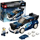 LEGO 75885 with Driver Minifigure Race Toy Car