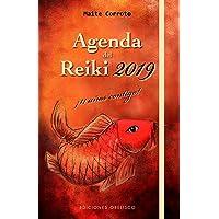 Agenda del Reiki 2019 (AGENDAS)