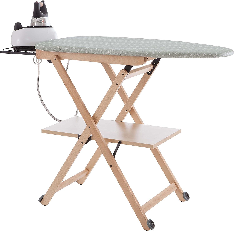Arredamenti Italia Stirocomodo (621)- Tabla de planchar plegable