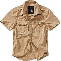 Brandit Vintage Camisa de Manga Larga Y Shortsleeve, Tallas S hasta 7XL