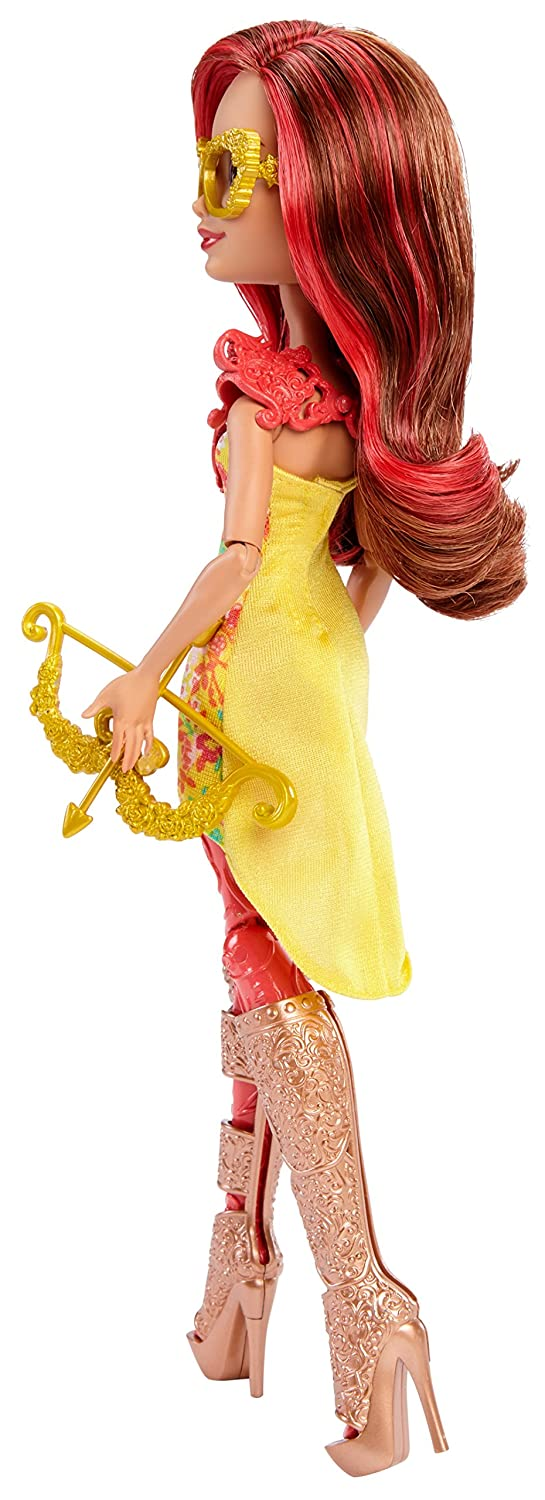 EVER AFTER HIGH ROSABELLA BEAUTY ARCHERY DOLL OUTFIT REPLACEMENT DRESS ONLY