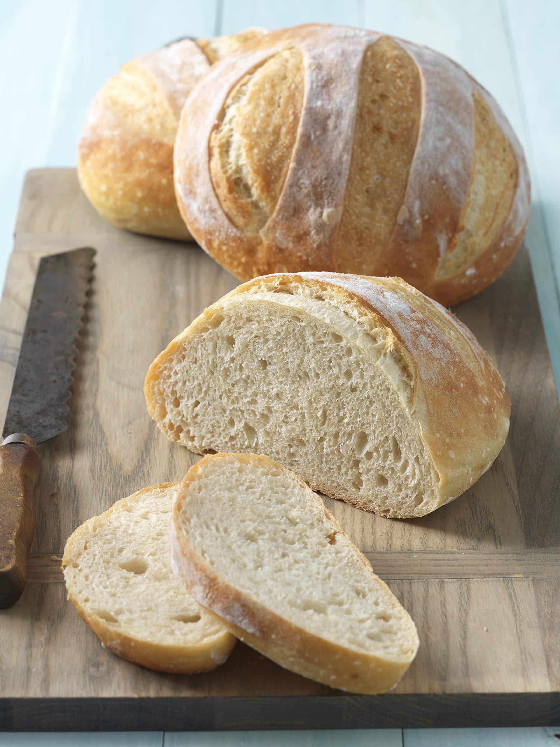 King Arthur Flour 100% Organic All-Purpose Flour, Unbleached, 2 Pound (Pack of 12) by King Arthur Flour (Image #5)