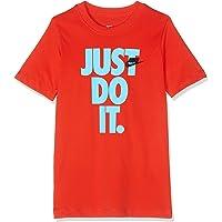 NIKE B NSW tee JDI Stack - Camiseta