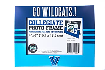 VILLANOVA WILDCATS NCAA PVC PHOTO FRAME