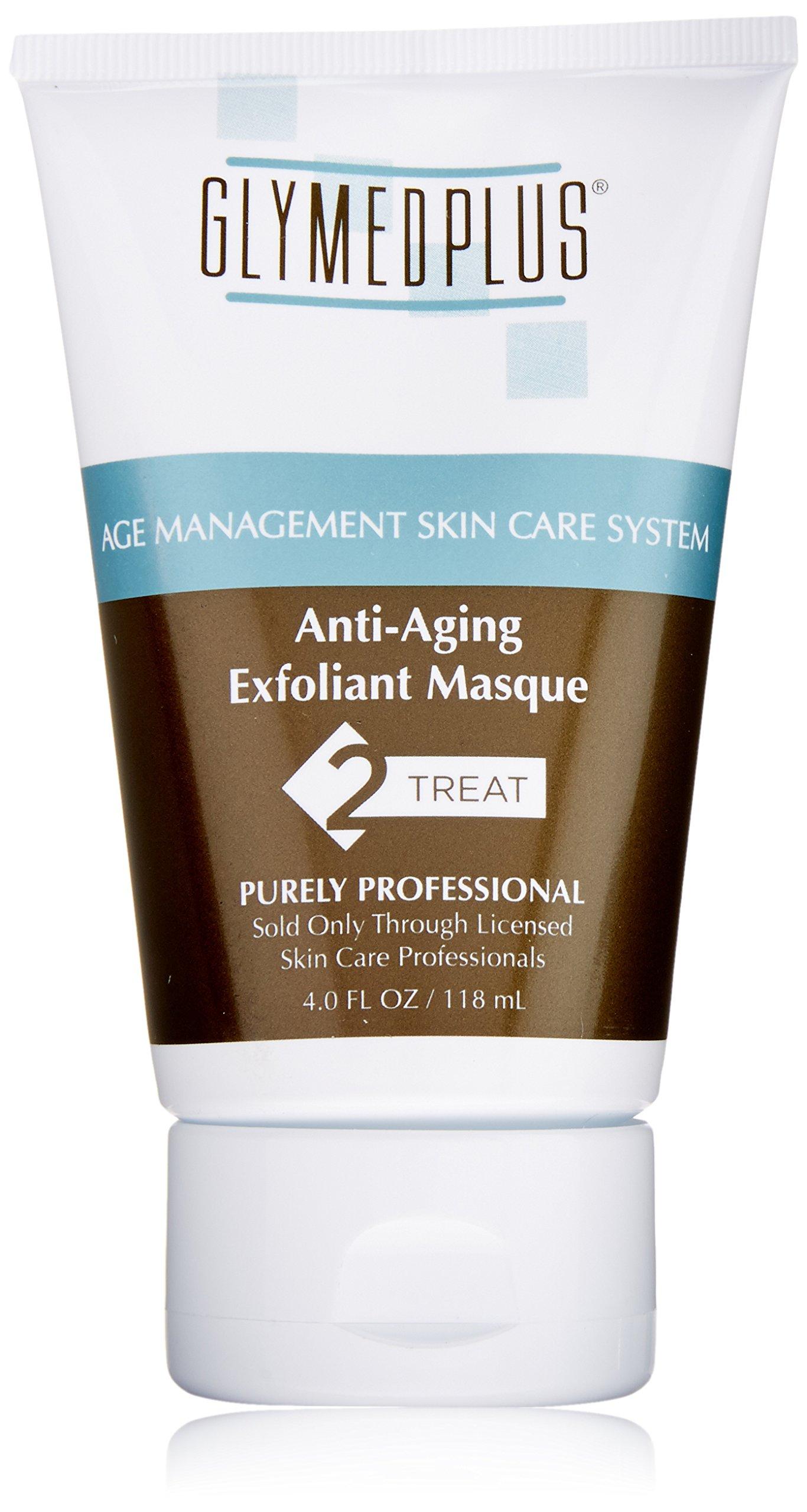 GlyMed Plus Age Management Anti-Aging Exfoliant Masque, 4 Ounce