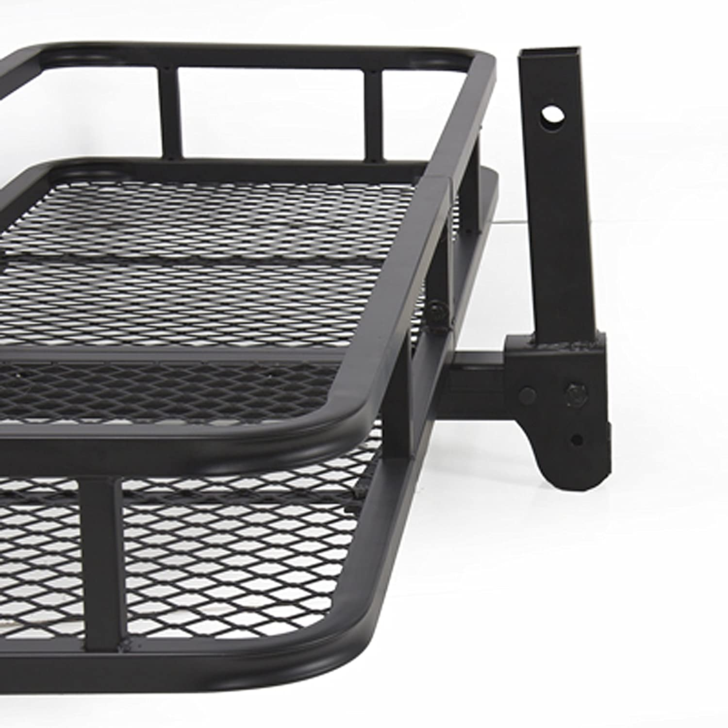 "Amazon Best Choice Products SKY1658 60"" Folding Cargo Carrier"