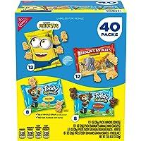 NABISCO Teddy Barn with Minions 40 Packs Net Wt 40 Oz, 40 Ounces