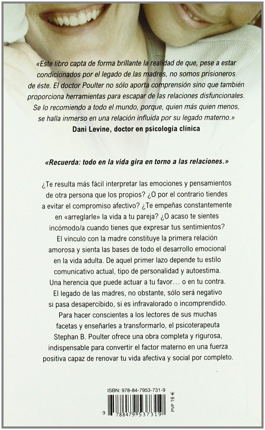 El legado de las madres (Spanish Edition): Stephan Poulter ...