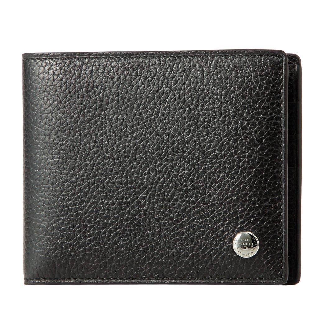 ダンヒル(dunhill) ボストン BOSTON L2W338A 2つ折り財布 ブラック 黒[並行輸入品] B01FHAO7FG