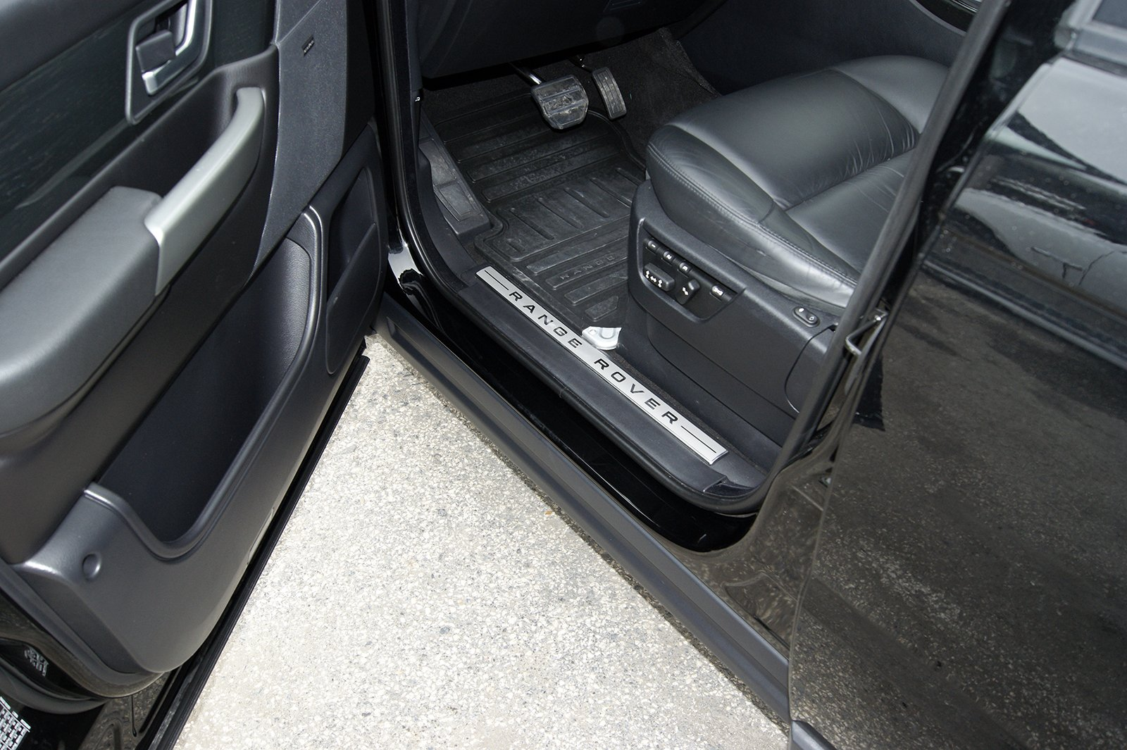 BARMECA Range Rover Sport 2005-2013 Door Sill Covers Set of 4 by BARMECA (Image #2)