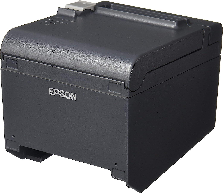 Epson TM-T20II Direct Thermal Printer USB - Monochrome - Desktop - Receipt Print C31CD52062 (Renewed)