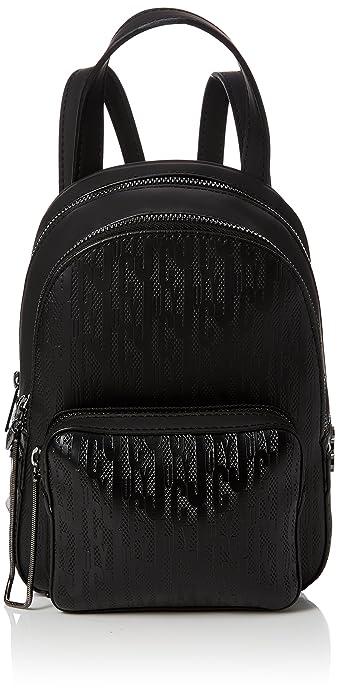 Juicy by Juicy Couture Womens Aspen Backpack Handbag Black (Black Deboss)   Amazon.co.uk  Shoes   Bags 0d27987e7fdf3