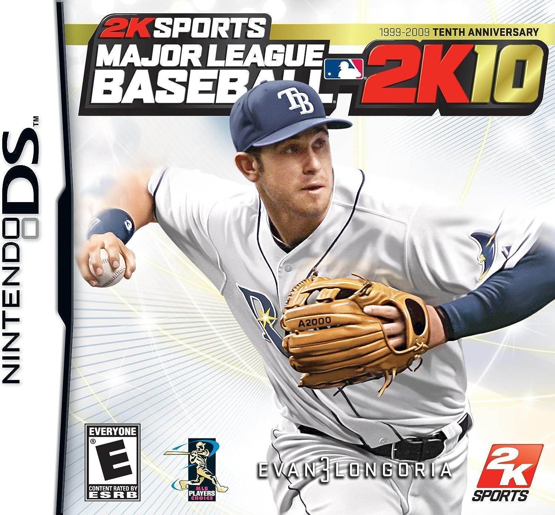 major league baseball 2k10 nds